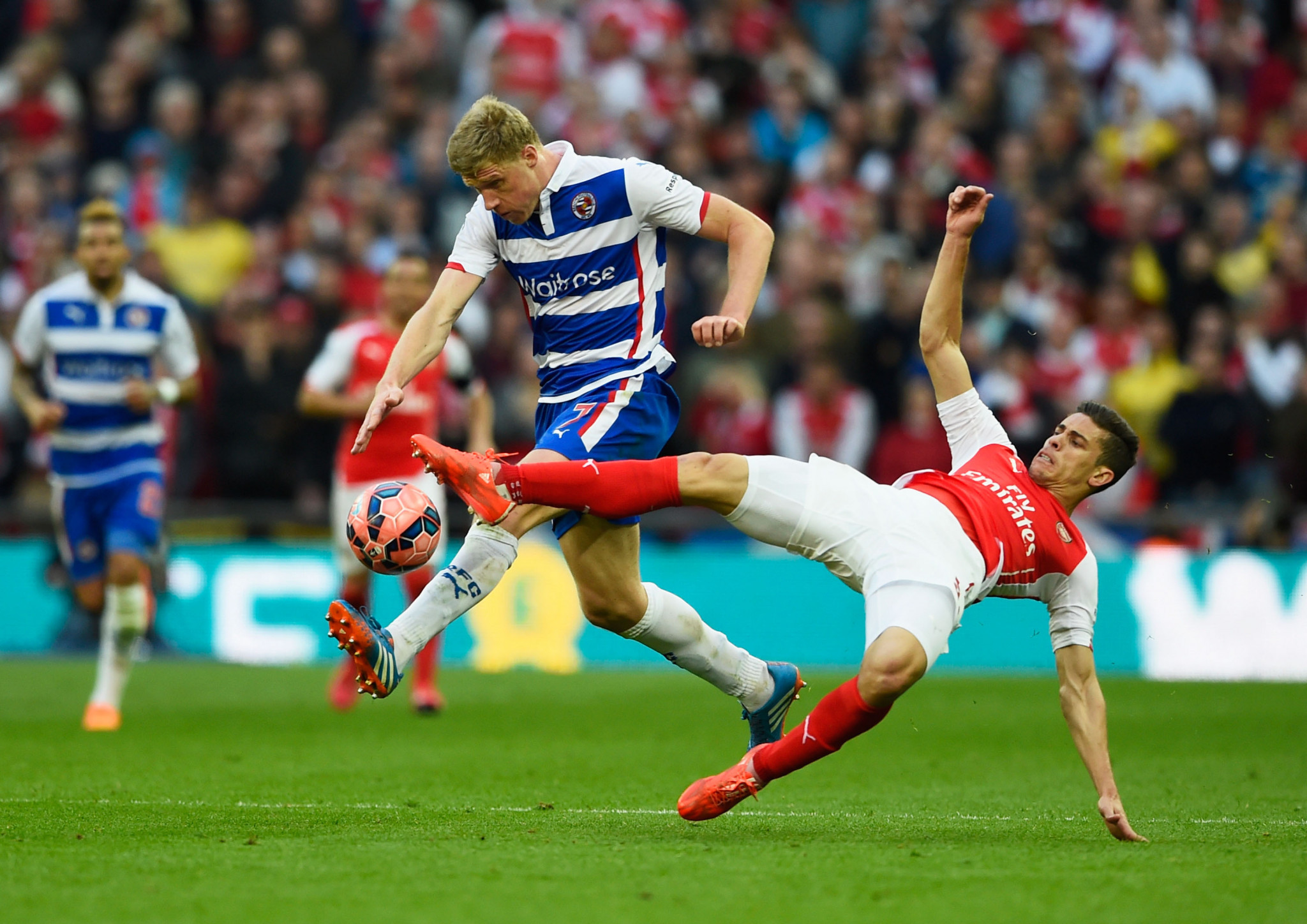 Russia's Pavel Pogrebnyak has played for a number of teams, including Reading in the English Premier League ©Getty Images