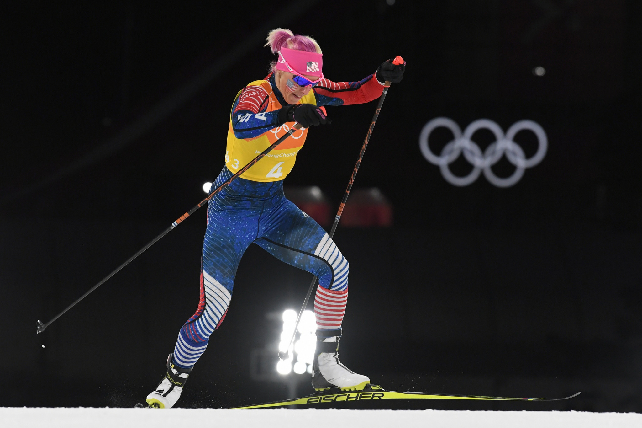 Kikkan Randall boasts Olympic, world and World Cup titles ©Getty Images