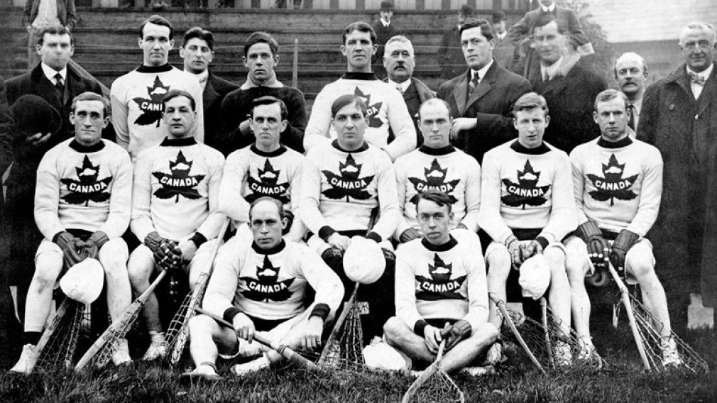 Lacrosse was part of the Olympic programme at St Louis 1904 and London 1908 - when Canada when the gold medal each time - but not appeared since ©Getty Images/Hulton Archive
