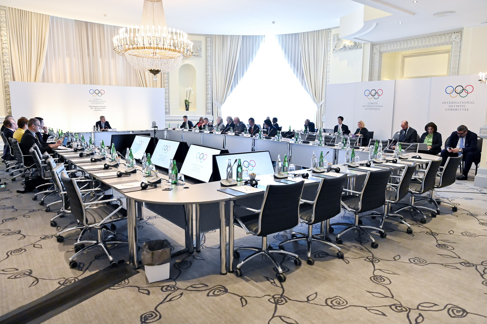 The IOC Executive Board is to receive an interim report tomorrow from the committee leading an inquiry into AIBA, which is expected to give some indication as to whether they will be allowed to organise boxing at Tokyo 2020 ©IOC