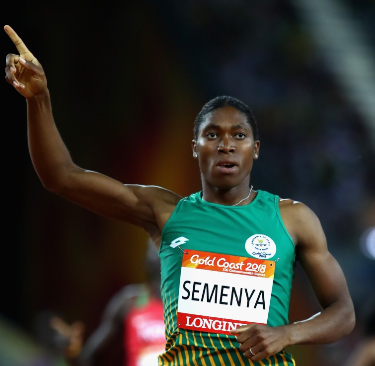 "Caster Semenya has accused International Association of Athletics Federations President Sebastian Coe of ""reopening old wounds"" ©Getty Images"