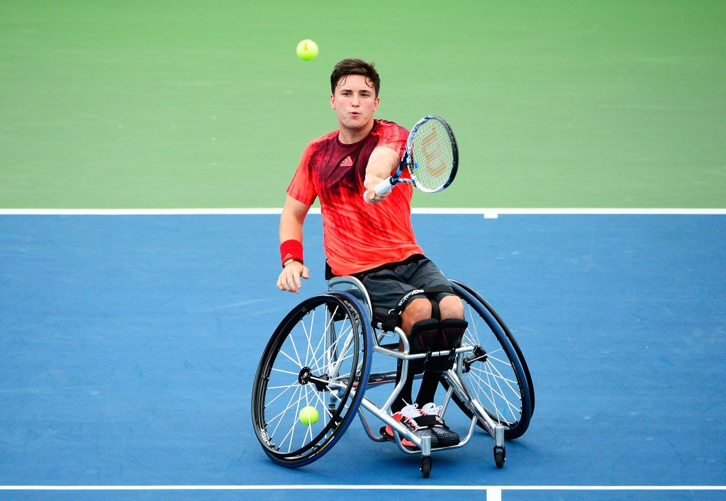 British pair hoping to delight home crowd at NEC Wheelchair Tennis Masters