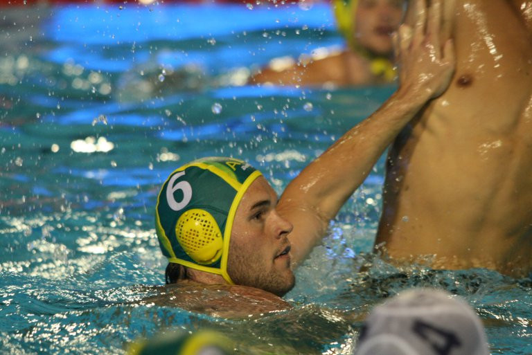 Australia's men's team forced a penalty shoot-out to beat Japan 17-15 on the second day of action at the FINA Water Polo World League Intercontinental Cup in Perth ©Russell McKinnon/FINA