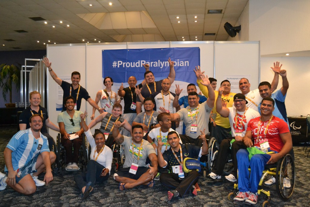 Second workshop of IPC's Proud Paralympian education programme held in Mexico City