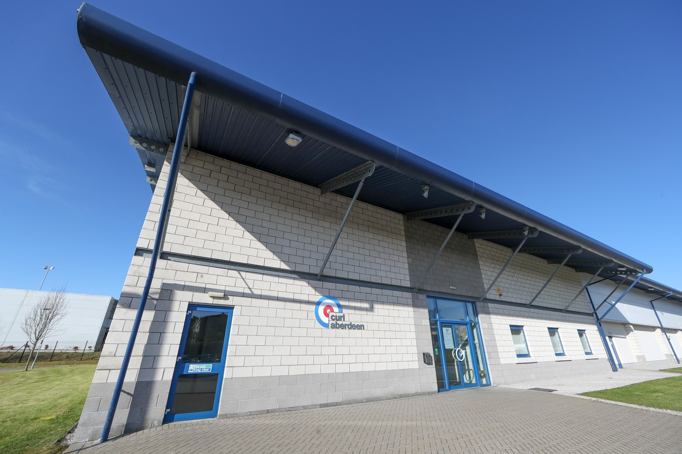 Aberdeen selected to host 2019 World Mixed Curling Championship