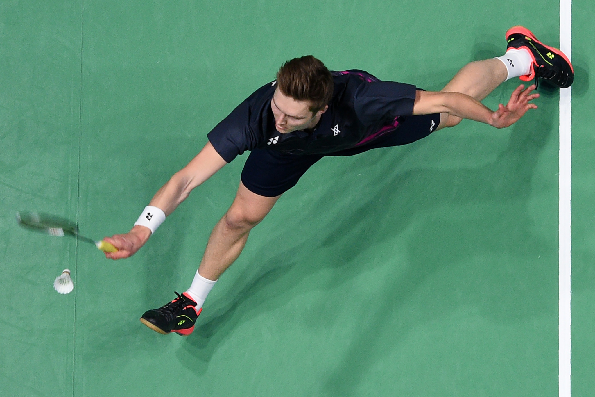 Title favourites progress into second round of BWF India Open