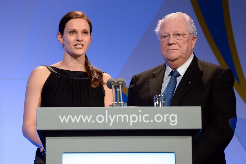 Bartekova becomes youngest chair of IOC Coordination Commission after landing Lausanne 2020 role