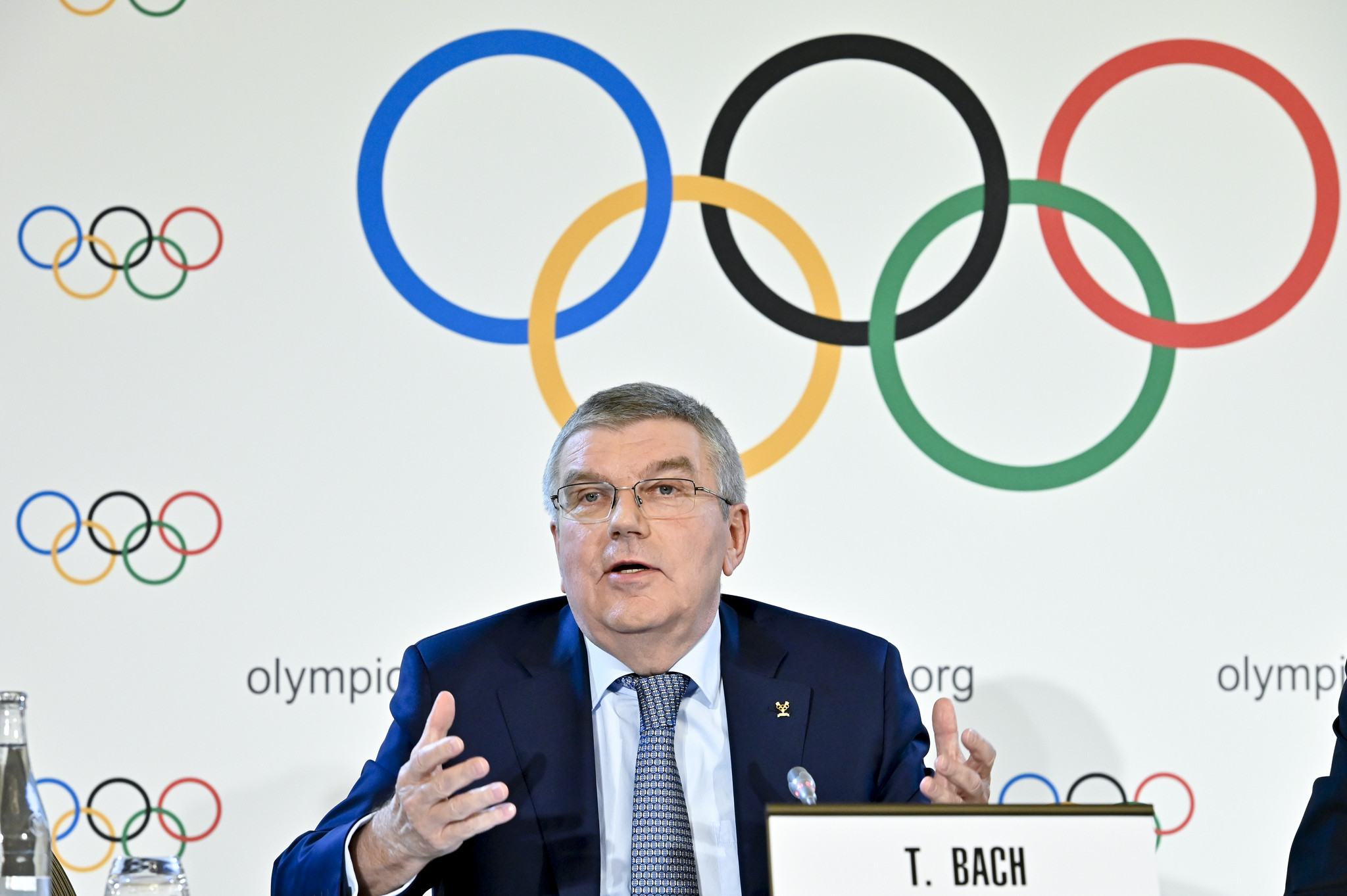 IOC President Thomas Bach has urged authorities investigating an international doping ring to ensure the athletes and support staff involved are met with swift and tough sanctions ©IOC