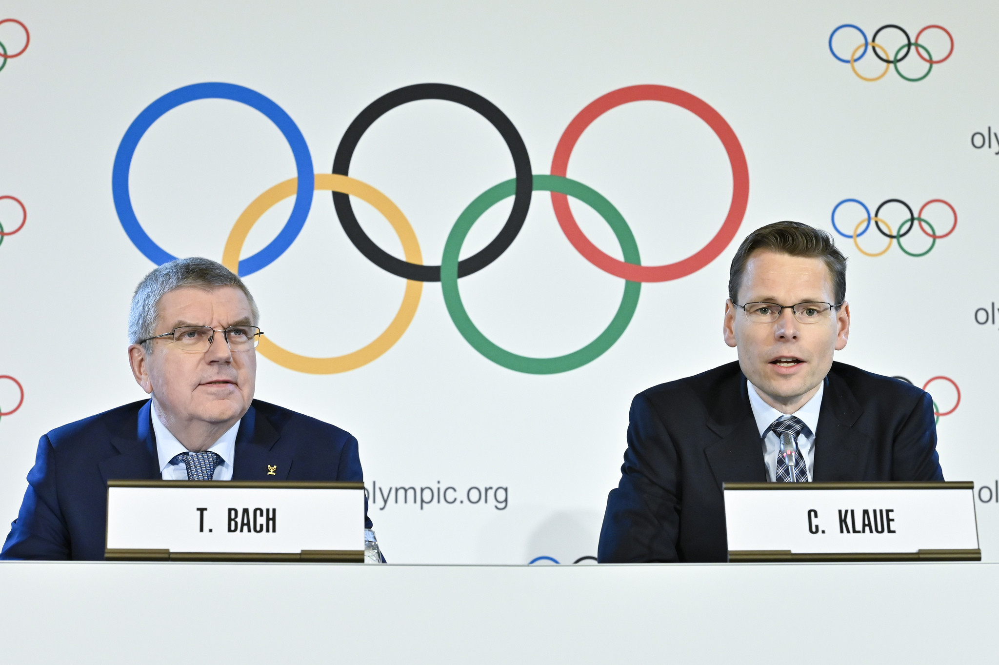 Korea discussions for Tokyo 2020 will not be affected by political situation claims Bach