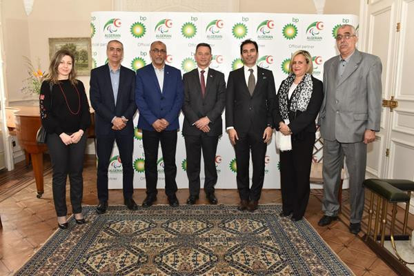 BP partners with Algerian National Paralympic Committee