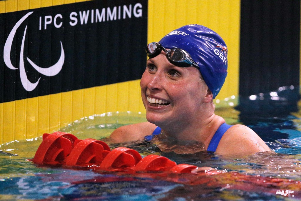 Millward makes move to Manchester ahead of Rio 2016 Paralympic Games