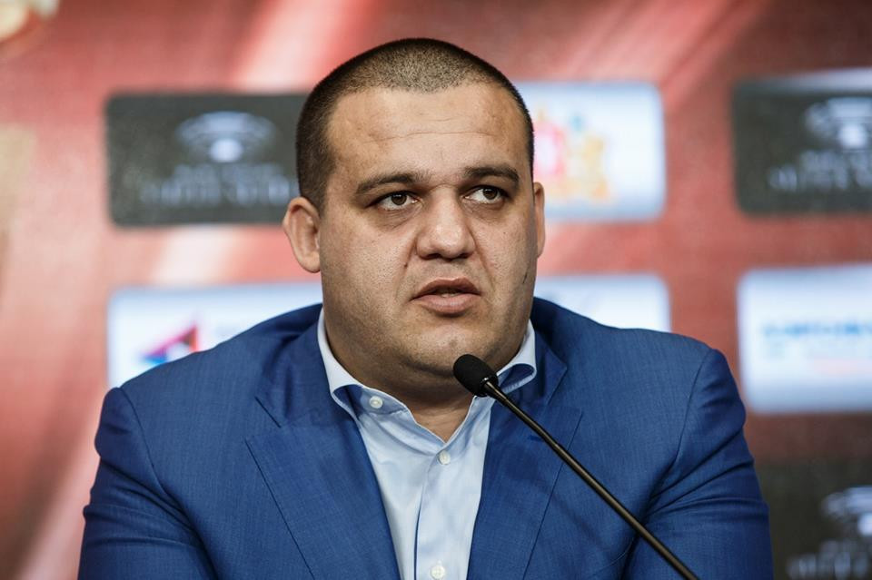 Russian Umar Kremlev made the offer in a letter to senior IOC officials ©BFR/Facebook