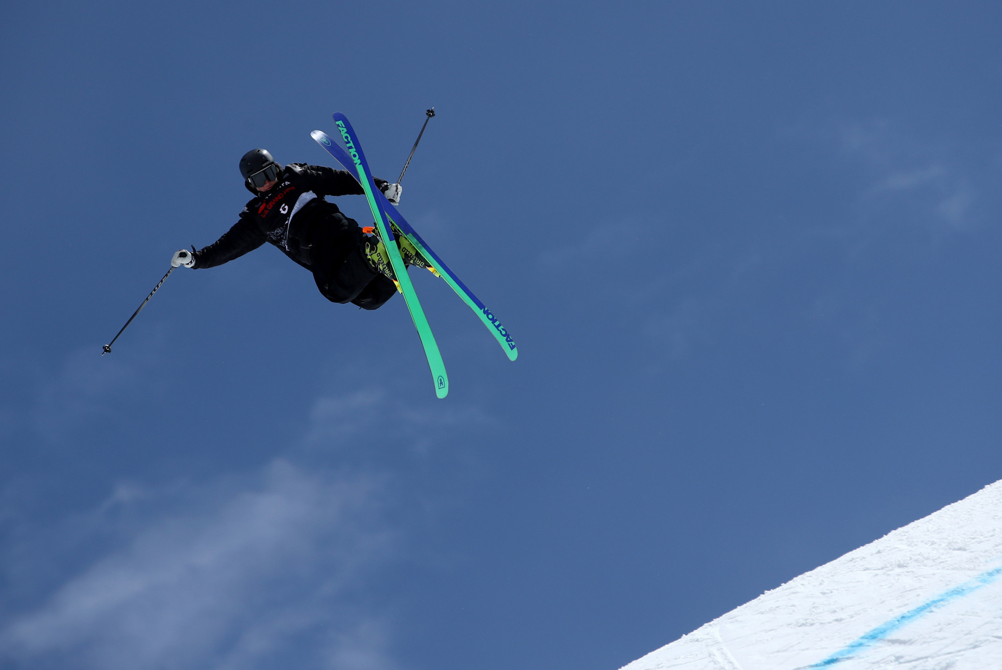 FIS Freestyle World Cup season to conclude with slopestyle event in Silvaplana