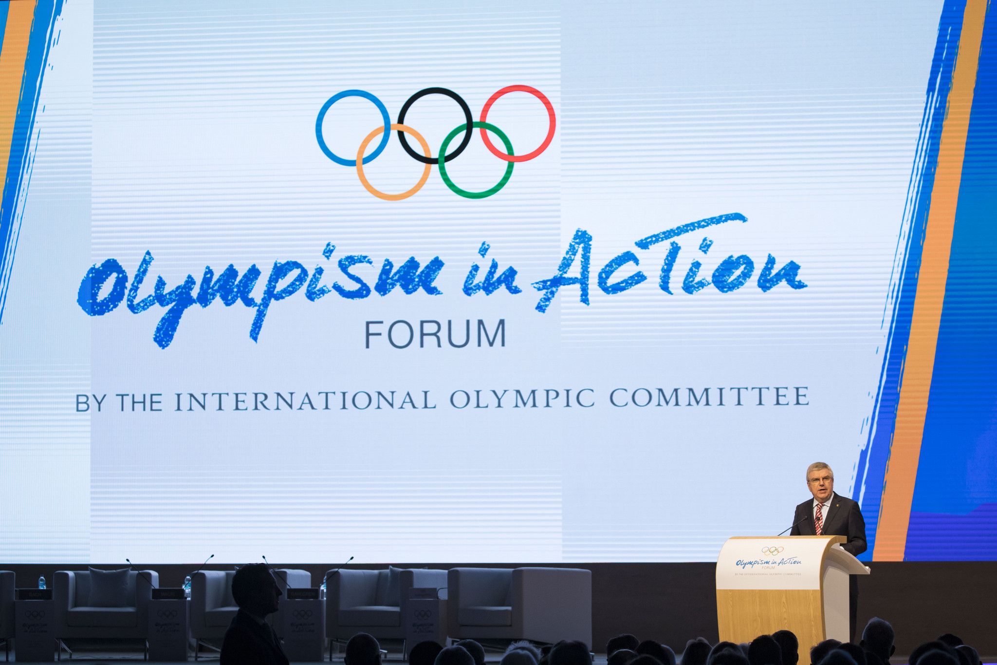 Critics will be welcome at Olympism in Action Forum event, promise IOC, as plans launched for next edition in 2023