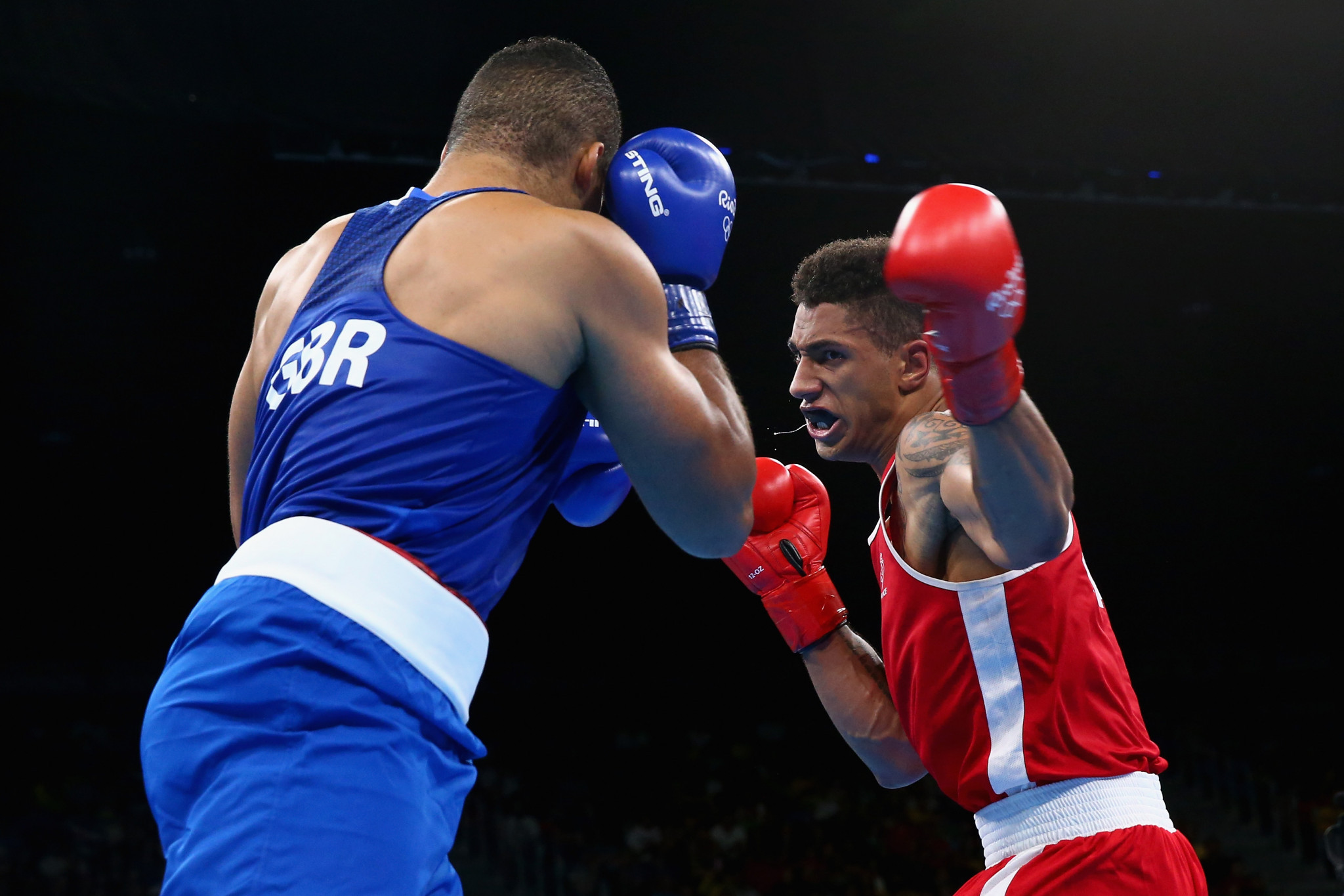 Continuing uncertainty about who is going to run the boxing tournament at Tokyo 2020 showed