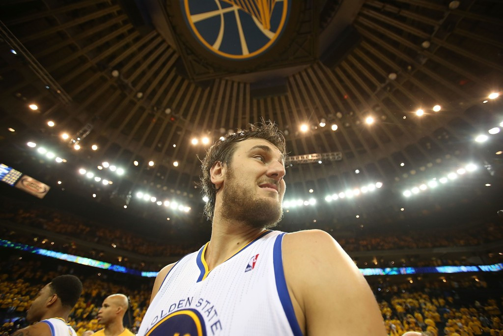 Andrew Bogut will be one of the Australian stars on show in the men's matches
