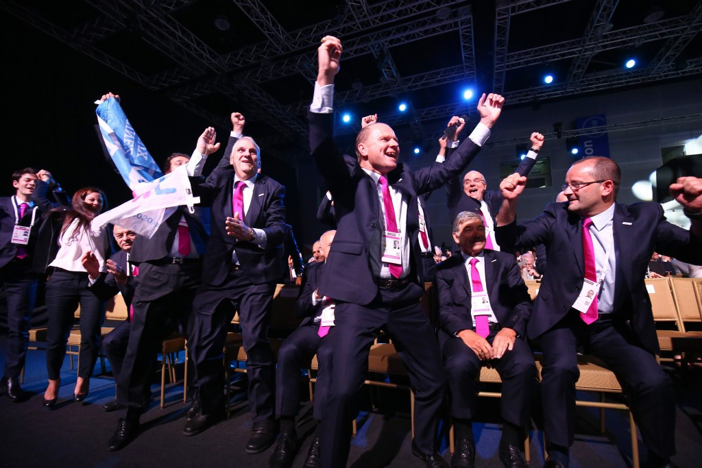 Lausanne were chosen to host the 2020 Winter Youth Olympic Games by the International Olympic Committee at its Session in Kuala Lumpur in July