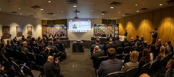 The official draw for the IJF Grand Prix in Tbilisi took place today ©IJF