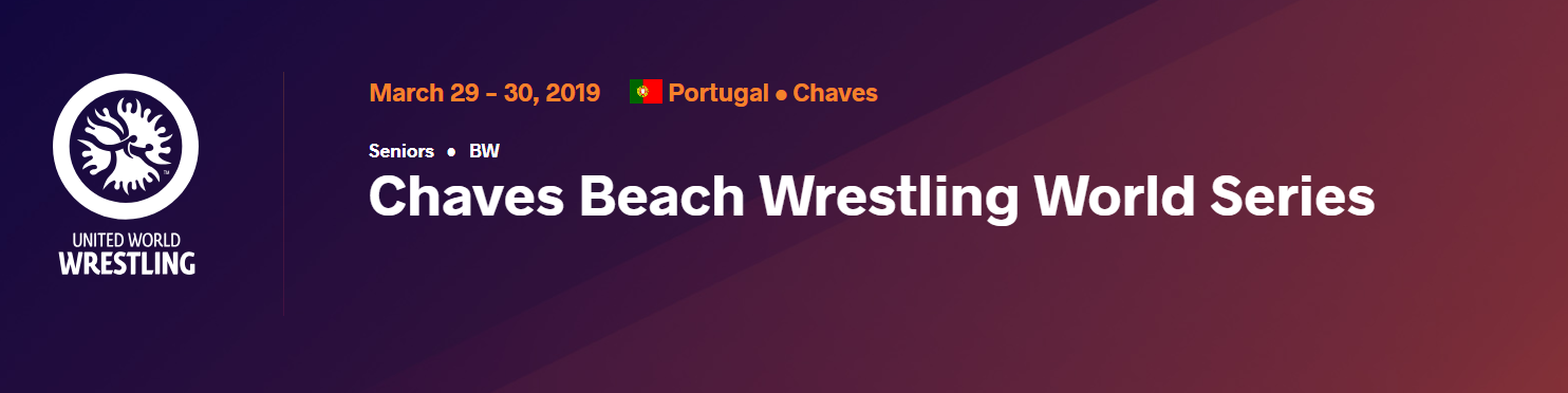 UWW Beach Wrestling World Series set to begin with event in Portugal