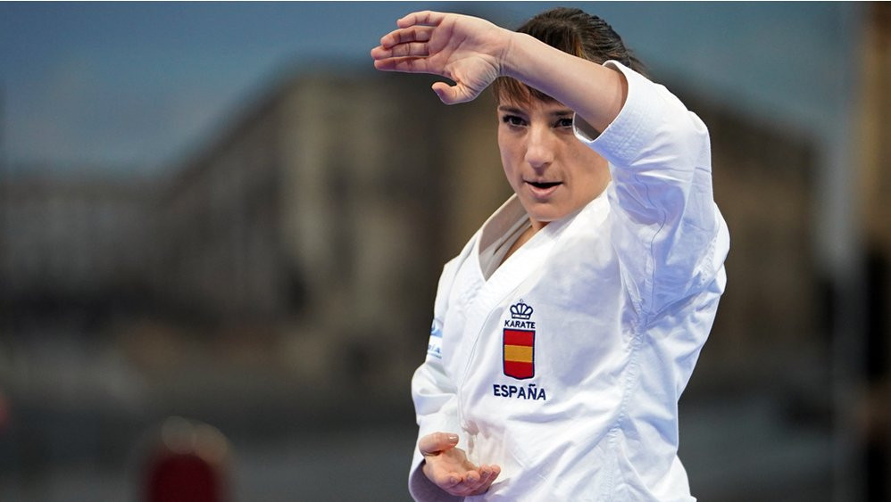 Hosts Spain shine on opening day of European Karate Championships in Guadalajara