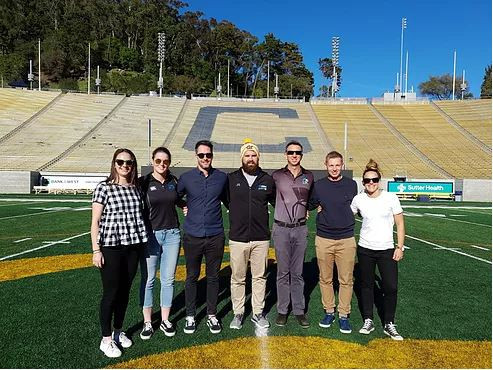 UniSport delegation visits United States to take part in Pac-12 conference