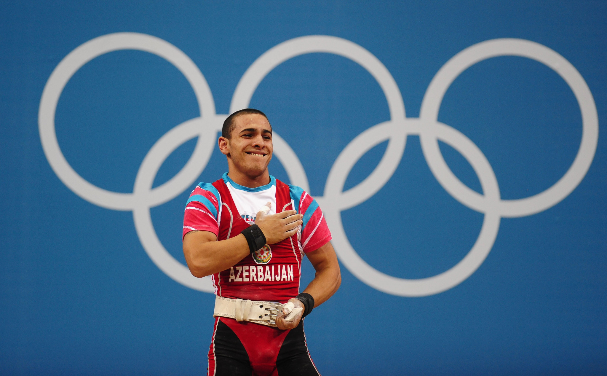 Azerbaijan weightlifter facing life ban after caught doping in IOC retests from London 2012