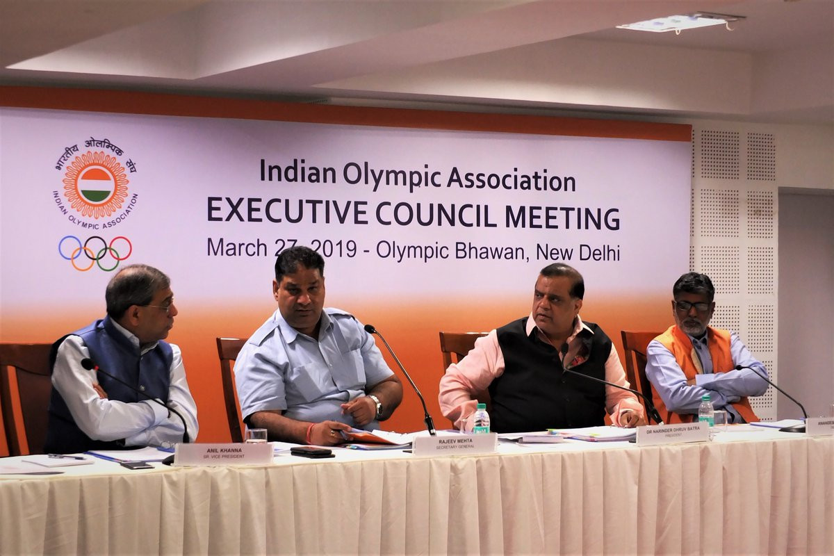 The Indian Olympic Association has formed a Committee to establish dates for the National Games in Goa ©IOA