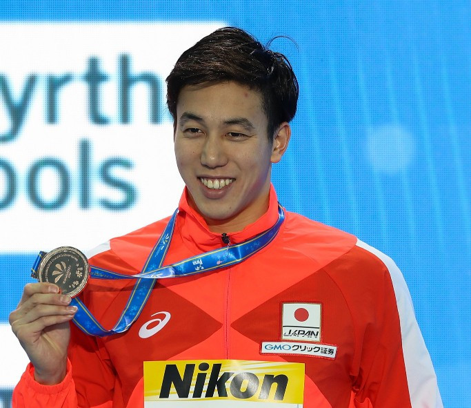 Japanese Olympic swimmer Fujimori suspended after failed drugs test