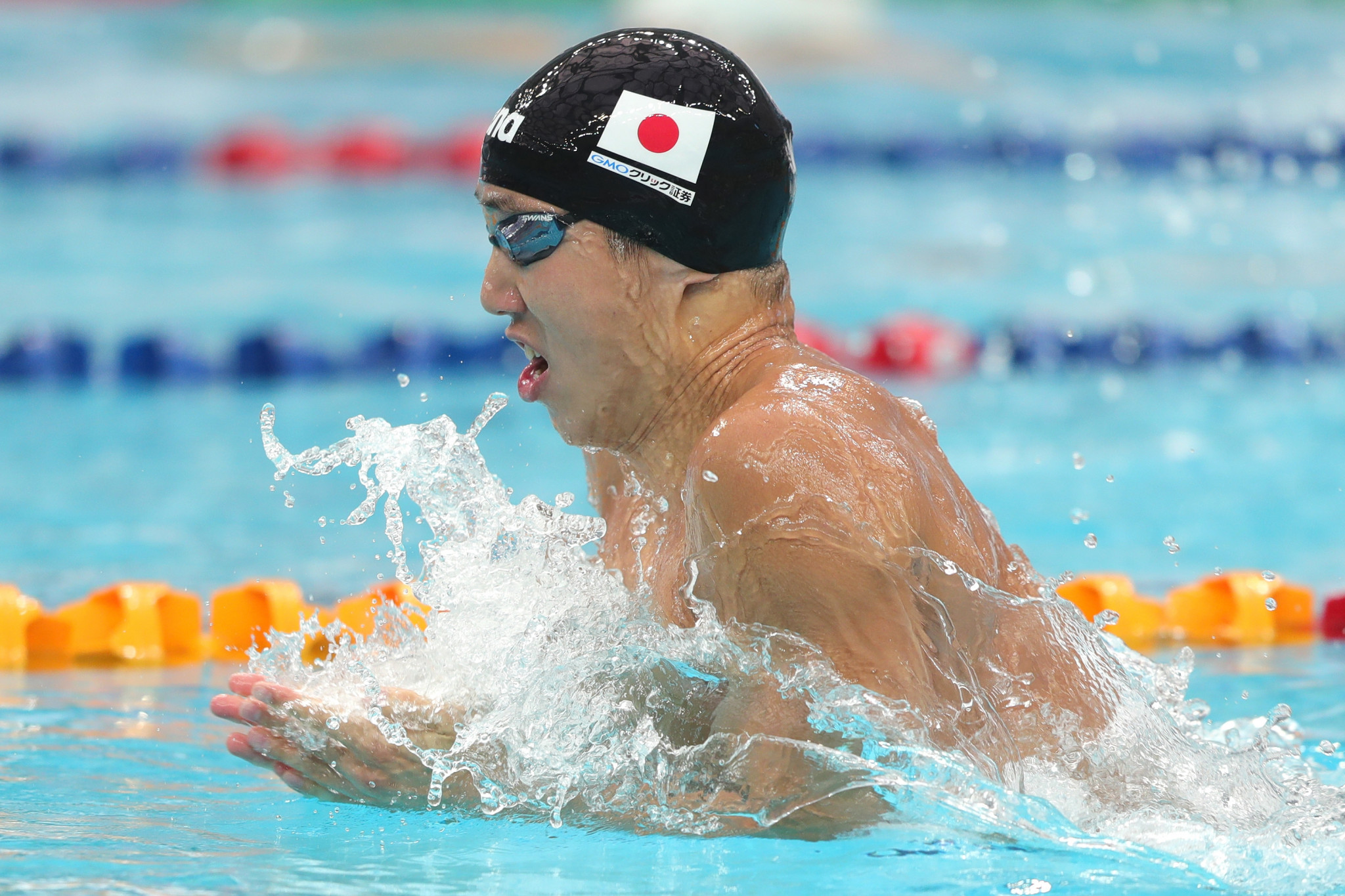 Hiromasa Fujimori won two bronze medals at the World Short Course Championships in December ©Getty Images