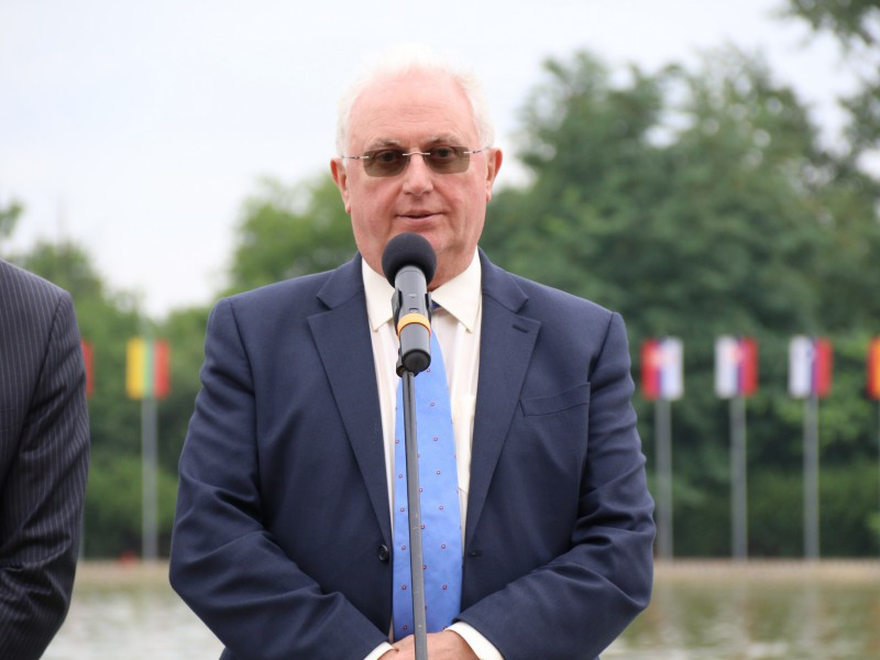 Woods set for re-election as European Canoe Association President at 14th Ordinary Congress