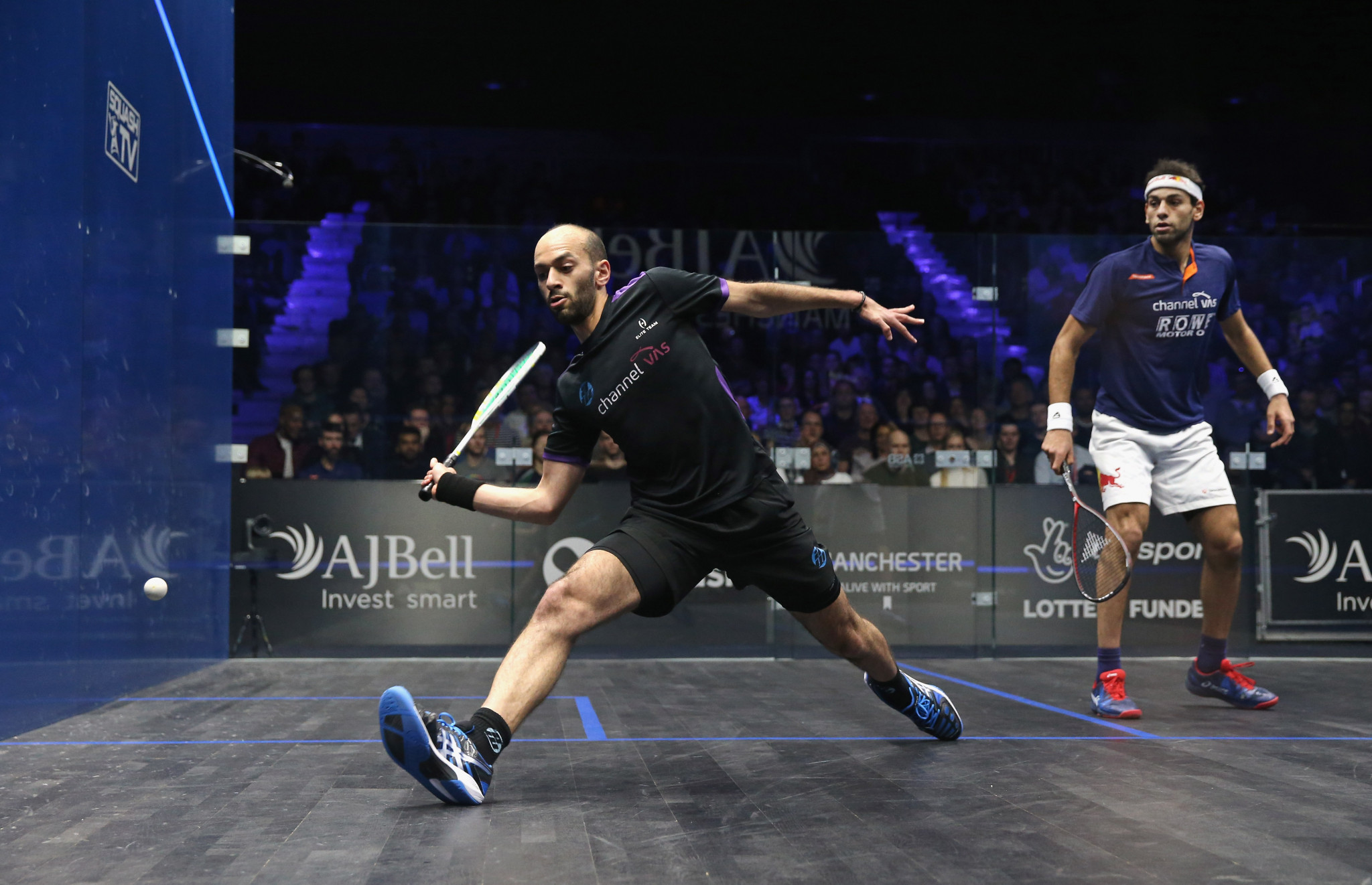 Egyptian squash player Marwan Elshorbagy cleared after anti-doping investigation