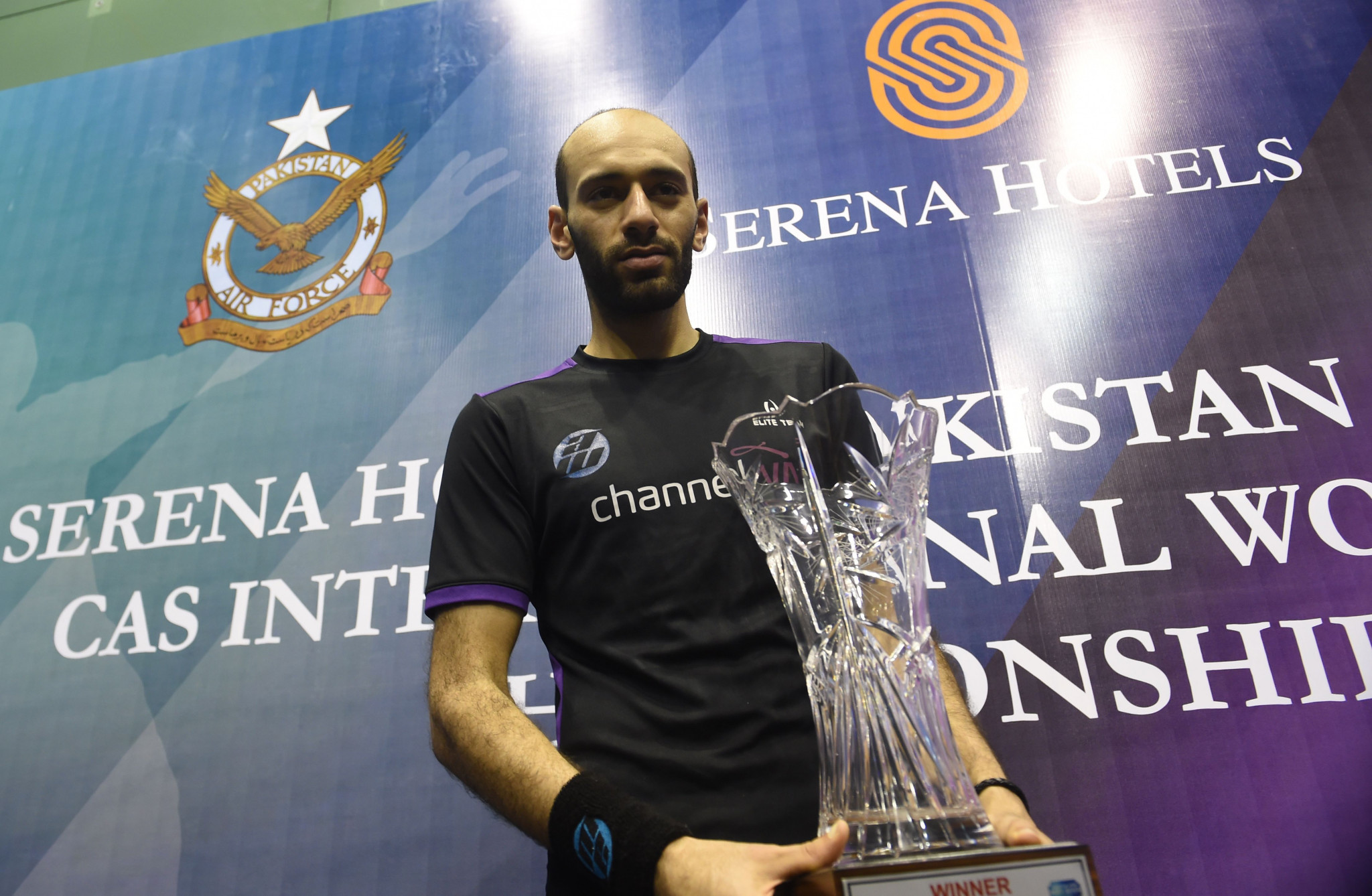 The case against Marwan Elshorbagy is closed  ©Getty Images