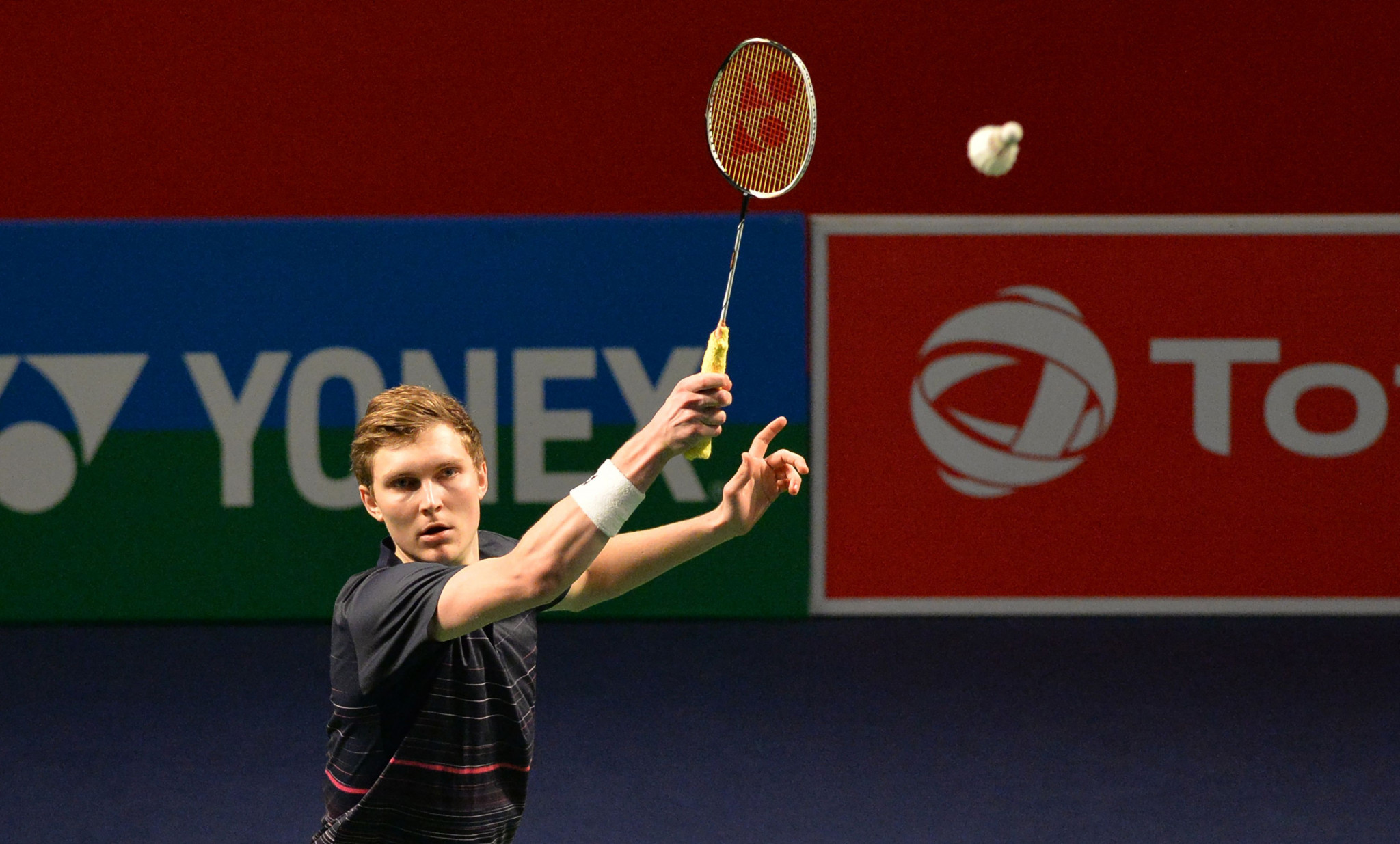 Axelsen ousts home favourite Prannoy to reach BWF India Open semi-finals