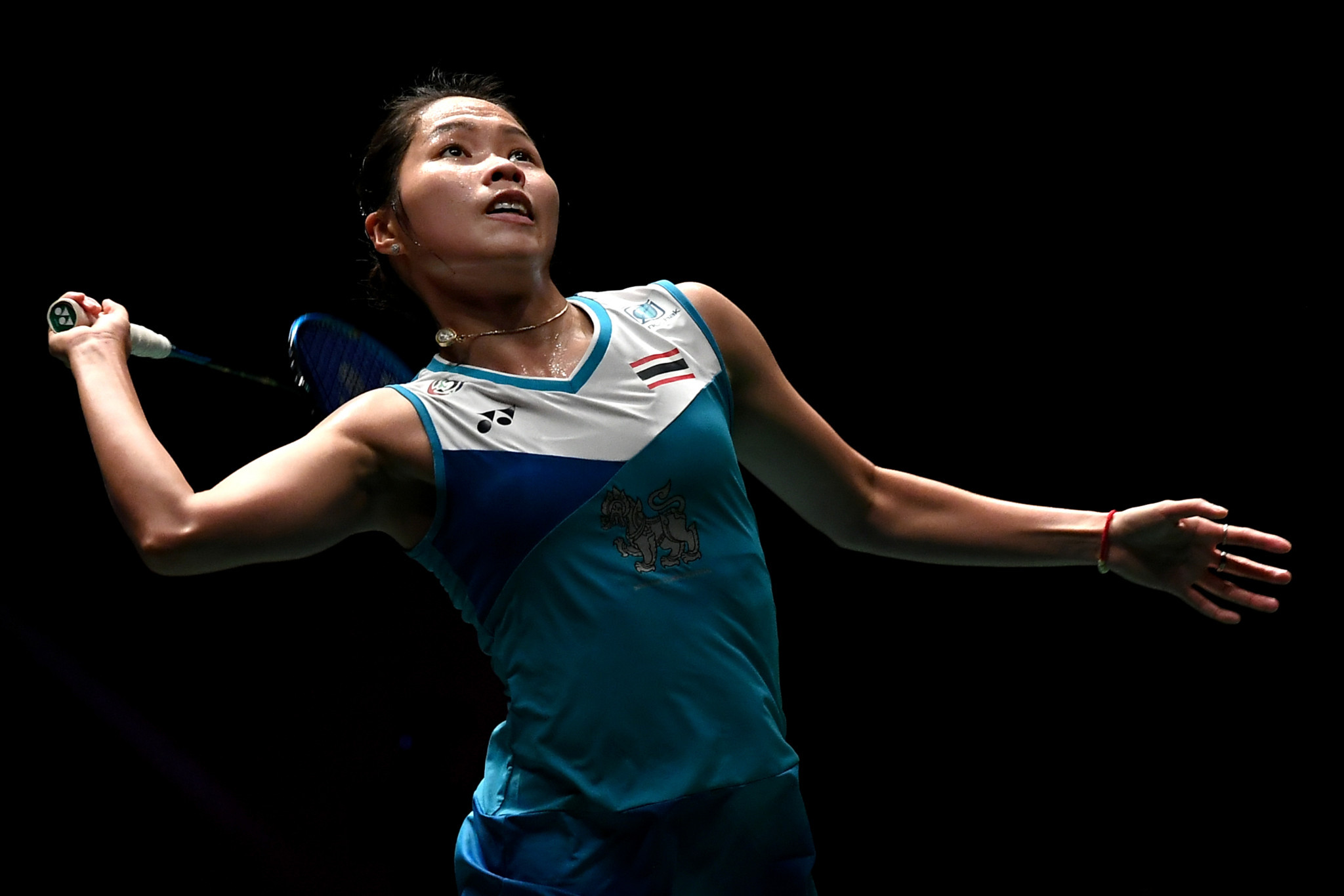 Thailand's Ratchanok Intanon booked her spot in the women's singles semi-finals ©Getty Images