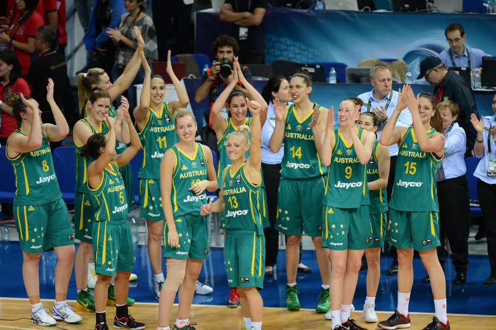 Australia have won the previous two editions of the Oceania Championships ©Getty Images