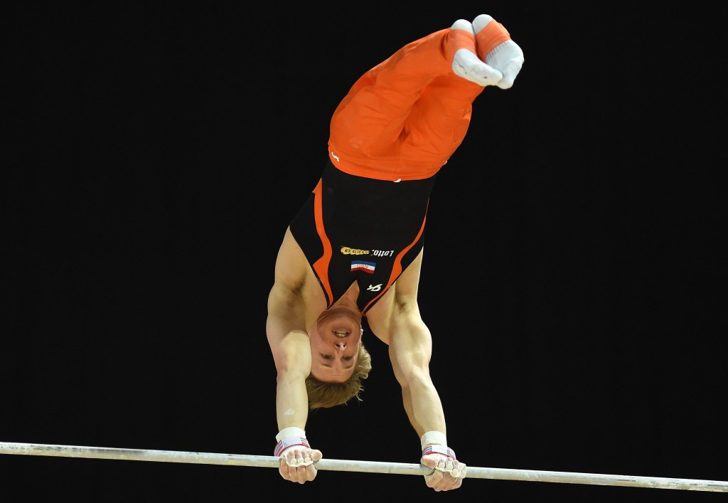 Individual Olympic champions Berki and Zonderland crash out at Artistic Gymnastics World Championships
