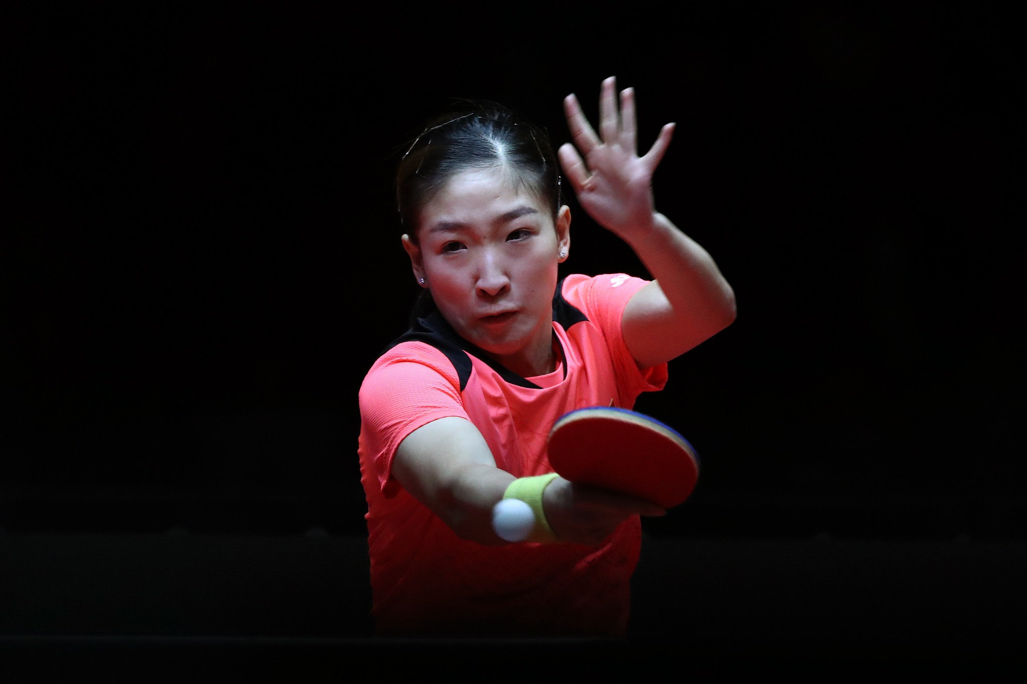 China dominate singles events at ITTF Qatar Open