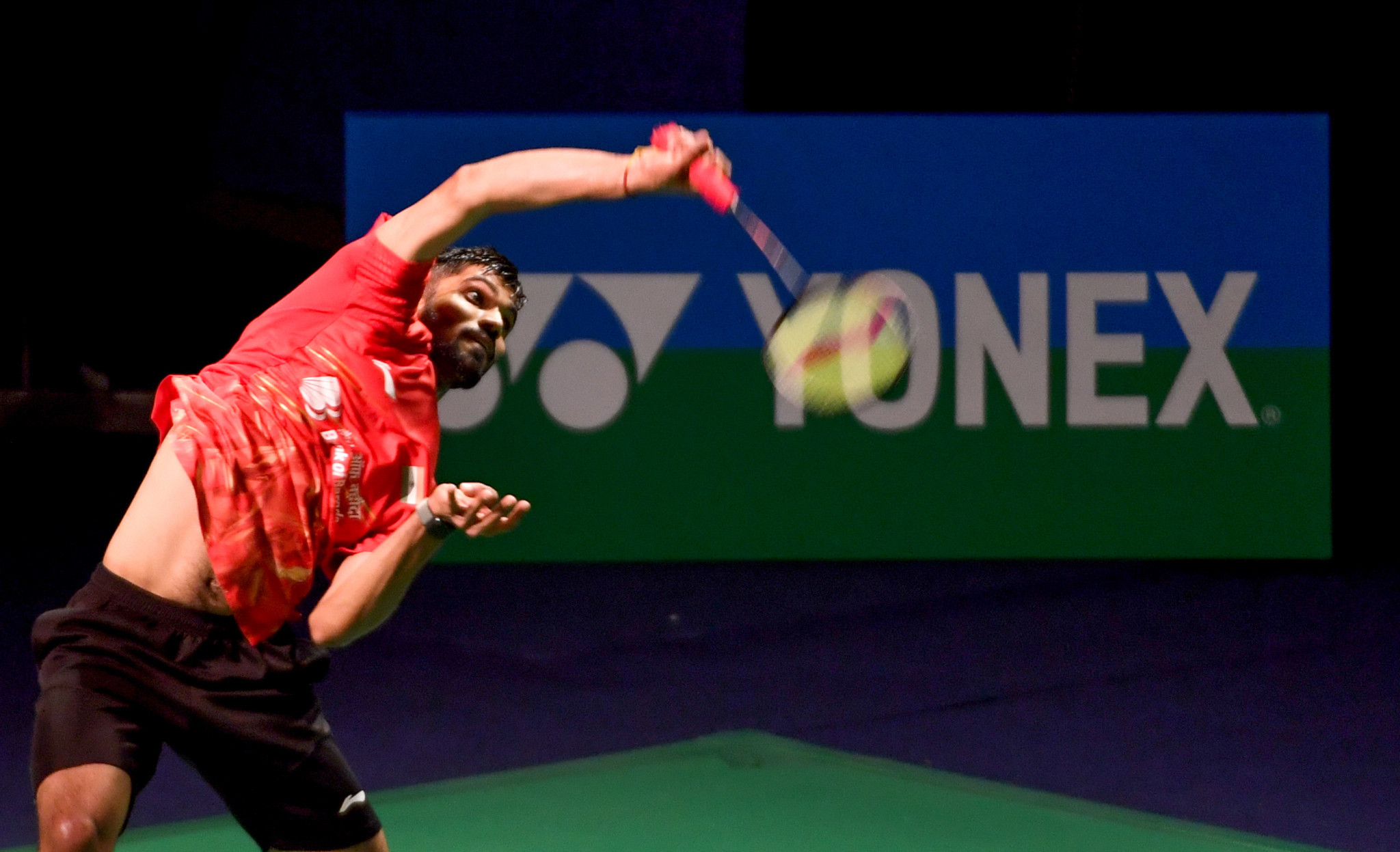 Kidambi battles back to reach final on home soil at the BWF India Open