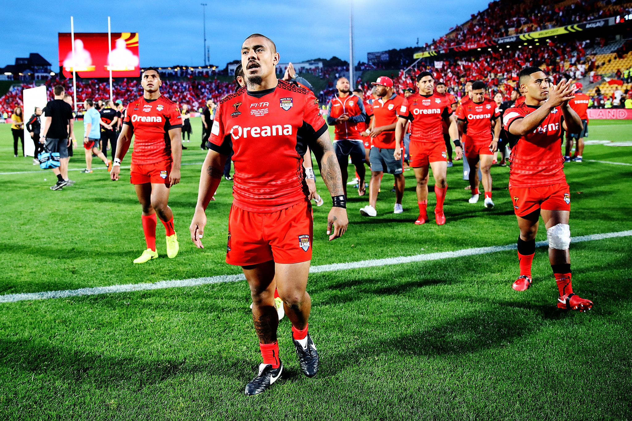 Tonga National Rugby League forms new board and seeks to grow sport