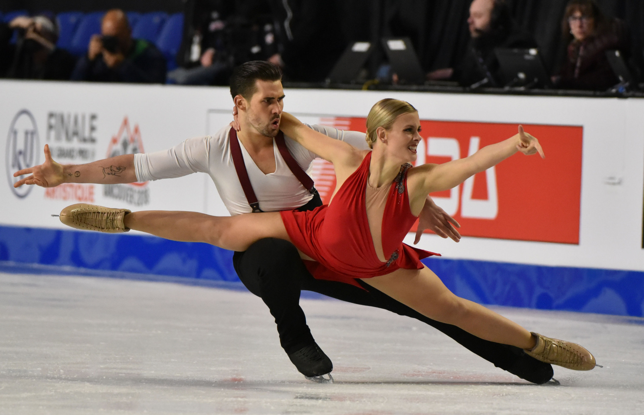 Grand Prix of Figure Skating events confirmed for next two seasons