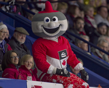 The 2018 edition of the Continental Cup of Curling in London attracted big crowds ©Curling Canada