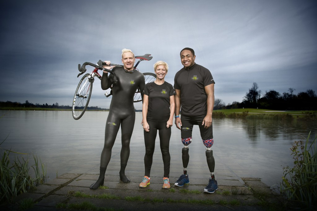 Para Tri signs up Ottobock UK as first official sponsor