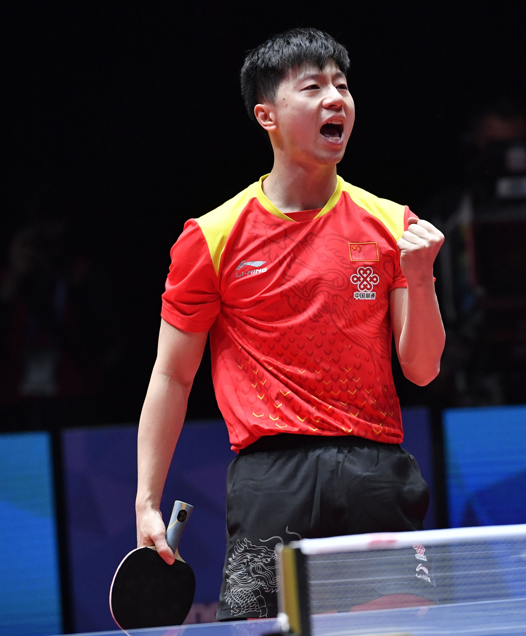 World and Olympic champion Ma Long advanced to the men's final ©Getty Images