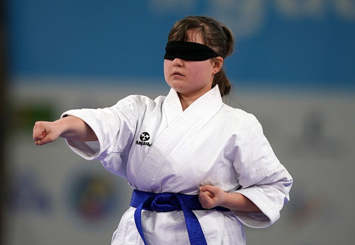Today saw European titles earned in some of the Para-karate categories ©World Karate Federation