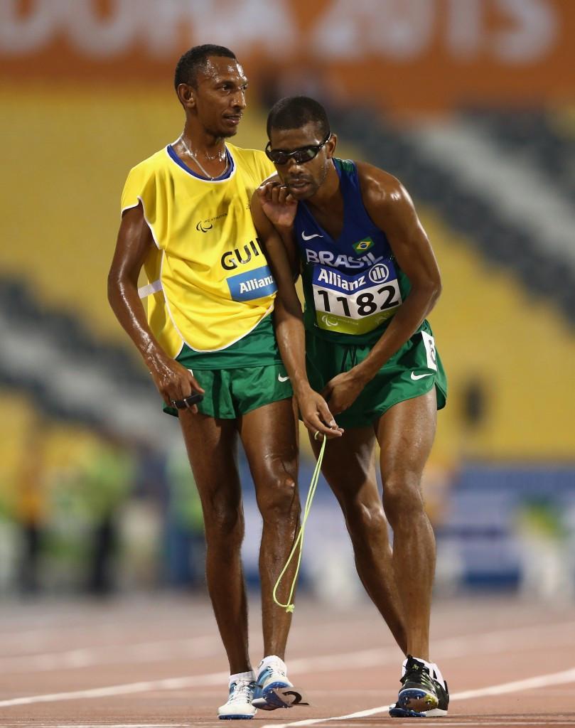Heartbreak for Brazilian after dramatic finish at IPC Athletics World Championships