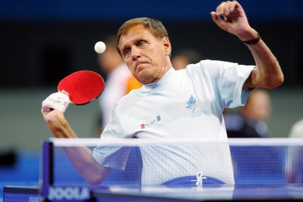 Double Paralympic table tennis champion Launonen dies aged 74