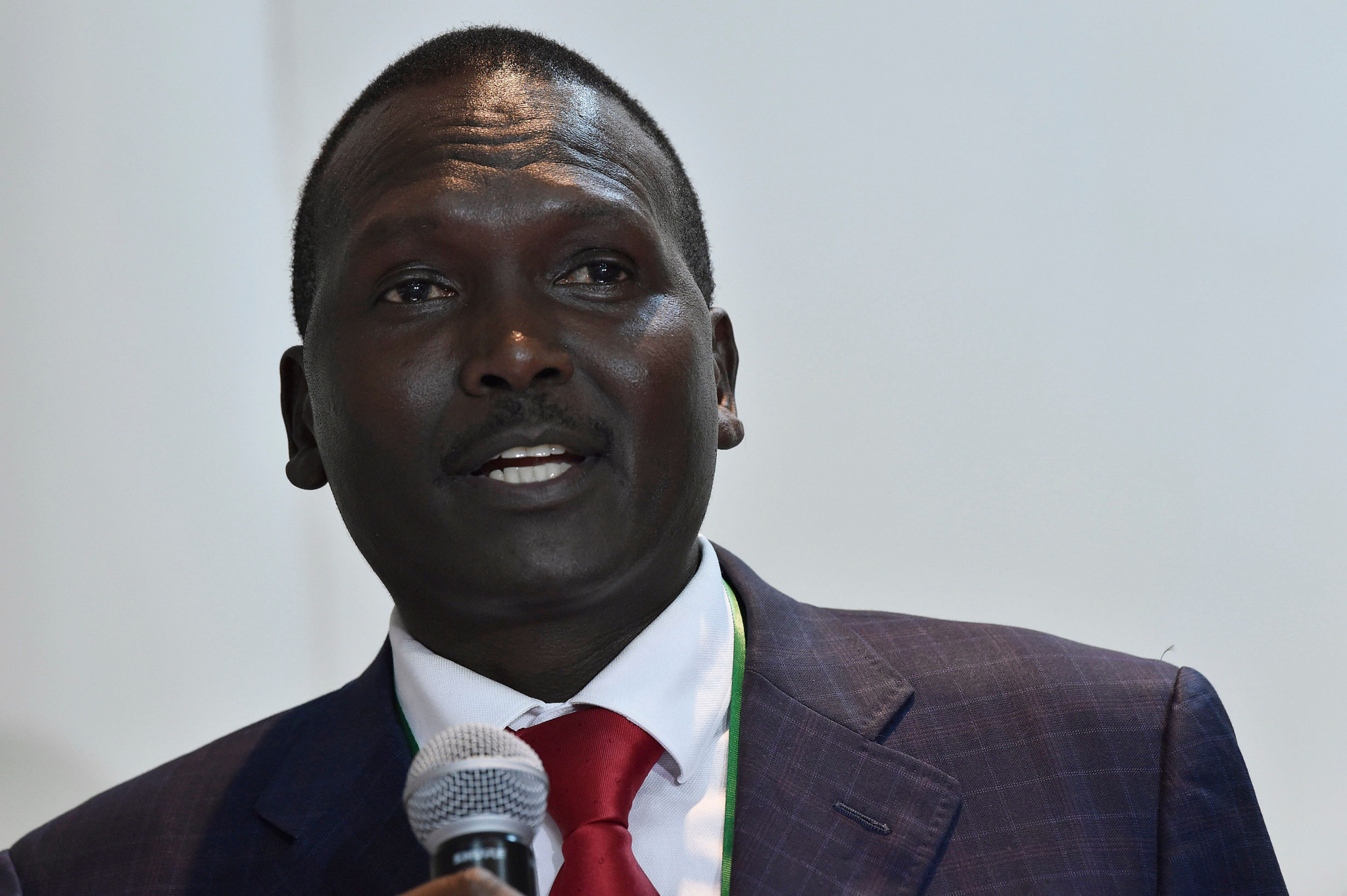 NOCK President Paul Tergat said he commends the KTA for their announcement ©Getty Images