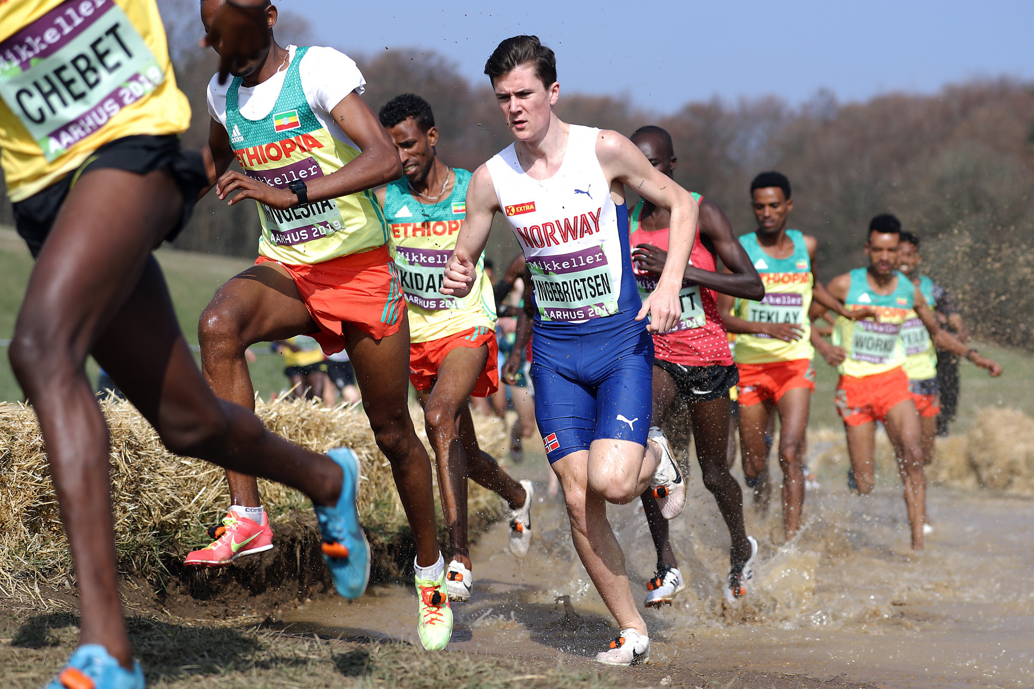 World Athletics is to push ahead with trying to get cross country racing into the Olympics, its newly published four-year strategic plan maintains ©Getty Images