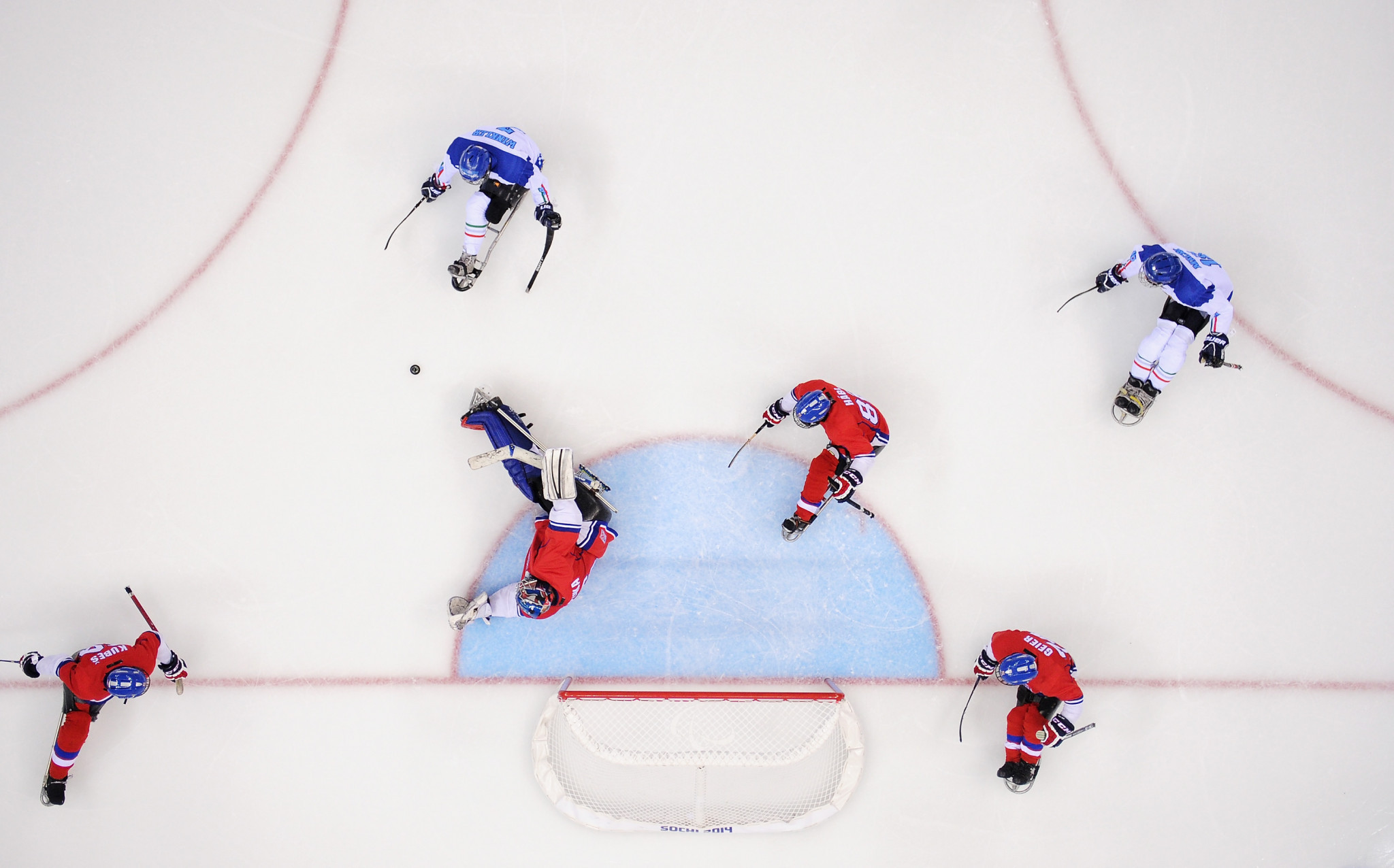 Czech Republic win first edition of Slovakia Cup prior to Para Ice Hockey World Championships
