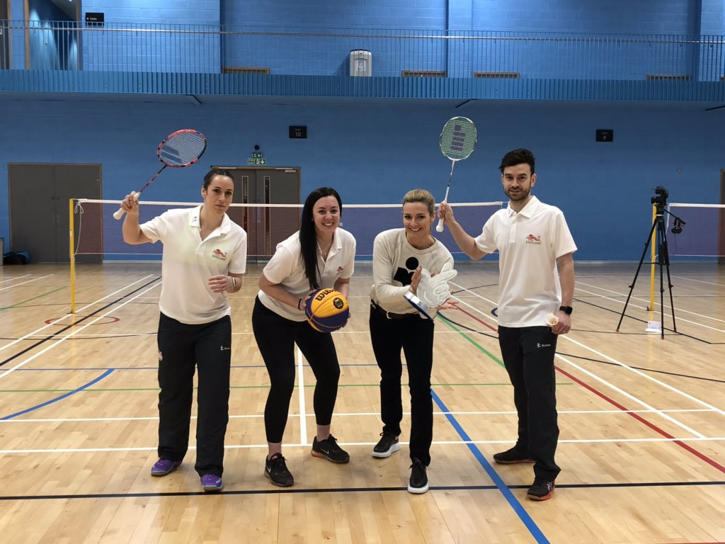 "Badminton star Langridge tips Birmingham to host ""best Games ever"" in 2022"